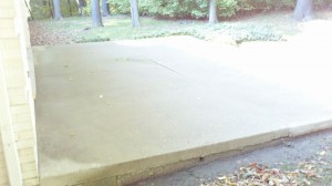 Revived Concrete - After